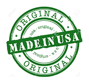 Made in USA product only